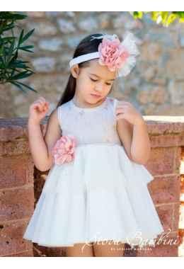 Βαπτιστικό Ρούχο Stova Bambini SS19-G01