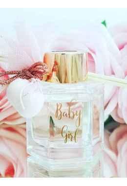 Μπομπονιέρα αρωματικό χώρου baby girl p594