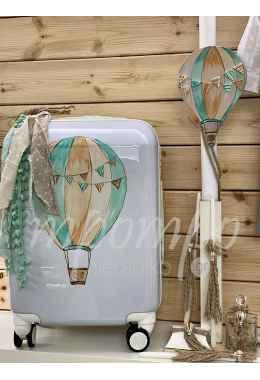 Λαμπάδα Βάπτισης Αερόστατο